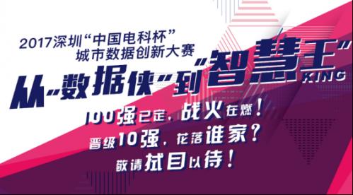 """""""中国电科杯""""数据大赛决赛十强诞生,哪些创新应用将开启智慧未来?"""