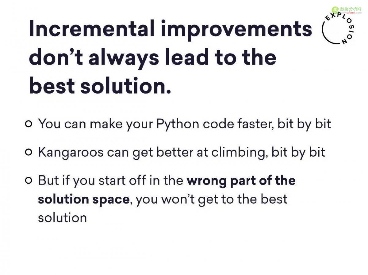 为什么Python是AI最好的语言,以及如何使它更好(27PPT)