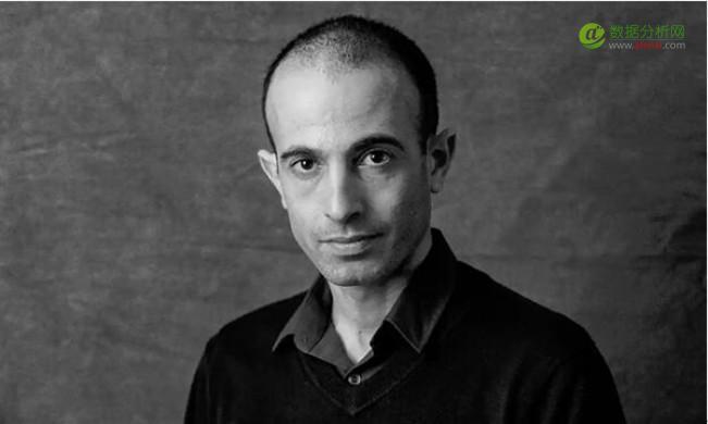 作者Yuval Noah Harari