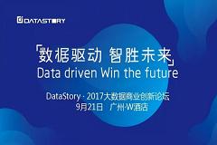 福利 | 抢2017大数据商业创新论坛门票,拿上半年行业报告大礼包