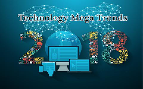 2018年九大改变世界的技术趋势
