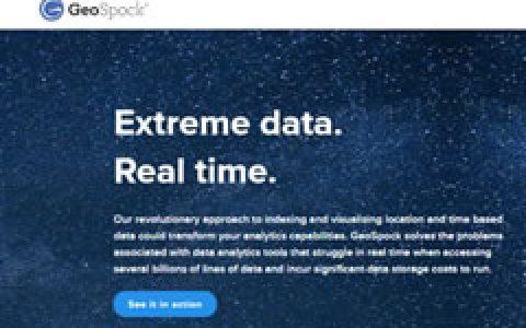 英国超大规模数据集成平台GeoSpock完成660万美元融资