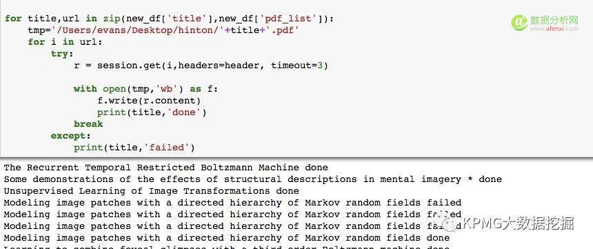 论文季,Python带你起个飞