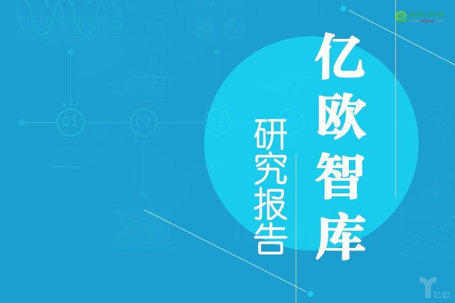 亿欧智库研究报告,安防+AI,人脸识别,AI+安防,海康