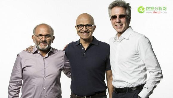 """微软、SAP和Adobe""""结盟""""提出开放数据计划"""