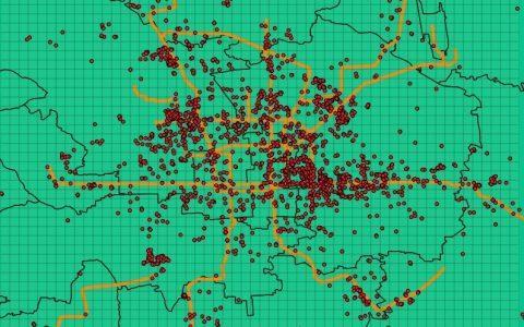 开智学堂:北上广深杭的互联网行业画像