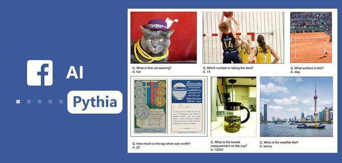 Facebook将深度学习框架Pythia开源,主要针对图像视觉及语言分析