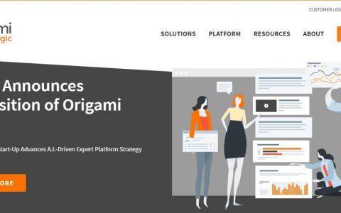 美国财税软件巨头Intuit收购数据分析创企Origami Logic