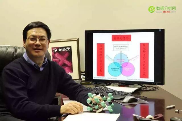王中林院士获爱因斯坦科学奖,成首位获此殊荣的华人科学家