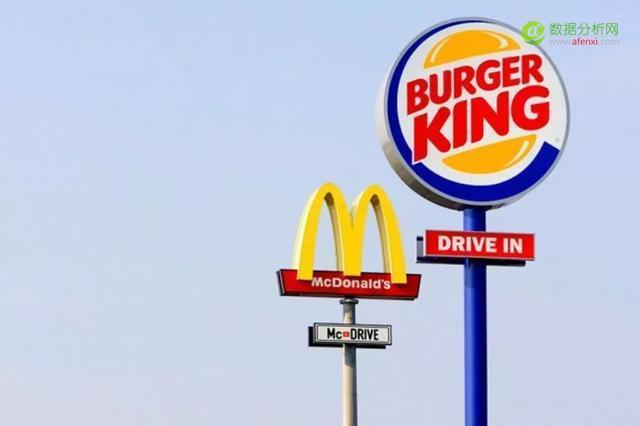 神奇的霍特林法则:为什么汉堡王总是开在麦当劳旁边?