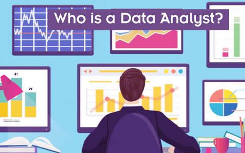 """都叫做""""数据分析师"""",你是哪一类?"""