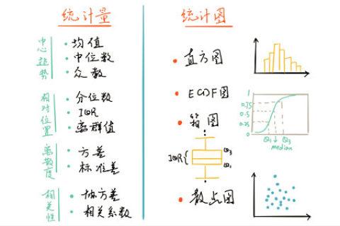 统计学中最基础,且不可不知的描述性统计