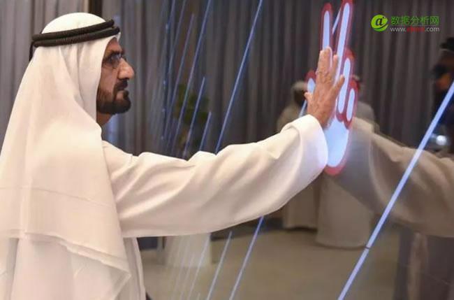 阿联酋大力发展人工智能,过去10年投资21.5亿美元位居中东和非洲前列