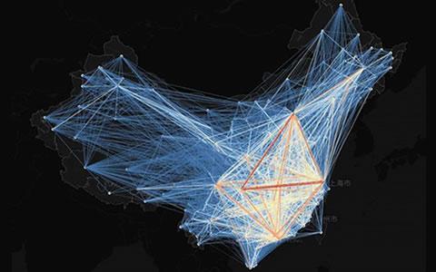 中国各省人口流失情况分析