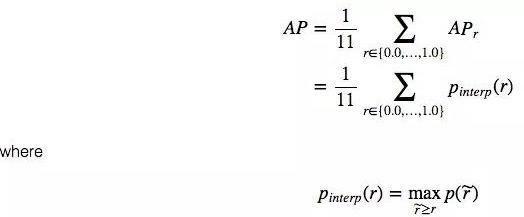 做物体检测的同学们,你们真的了解mAP吗?几张图让你明白