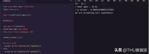 使用Python进行机器学习的假设检验(附链接&代码)