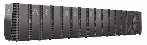 华为发布最快AI训练集群!1024颗昇腾910组成,相当于50万台PC