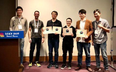 COCO 2019挑战赛,旷视研究院拿下三项计算机识别冠军 ICCV 2019