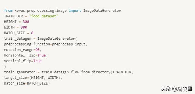 用 Keras 进行针对图像分类的学习转移,这里有一篇教程