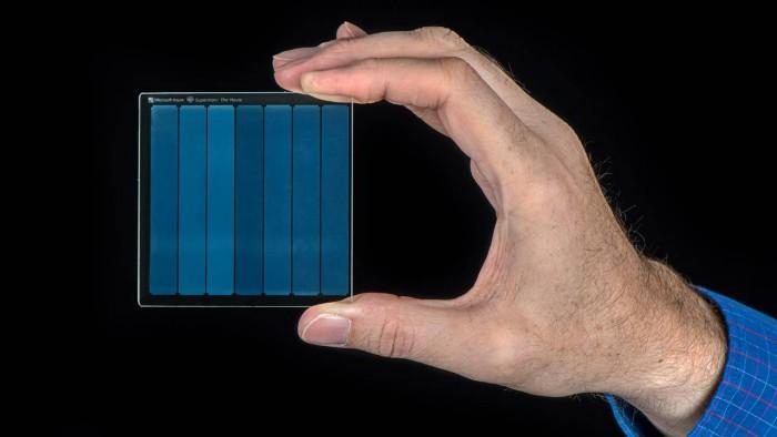 大数据日报(20191105):微软将数据保存在玻璃数千年,斯坦福视觉推出视觉感知数据集JRDB