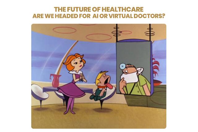 人工智能 vs 人类医生:谁将赢得这场终极战役?