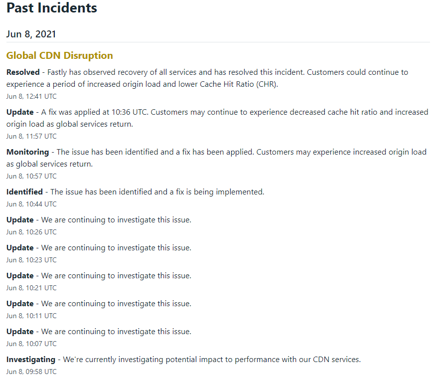 亚马逊、GitHub、Reddit 等全球性网站无法登陆,带火了一家云计算公司