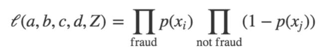 如何构建用于检测信用卡诈骗的机器学习模型?